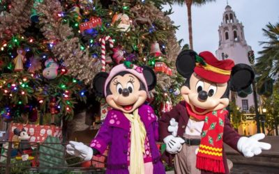 Festive Holiday Entertainment Returning to Disneyland Resort