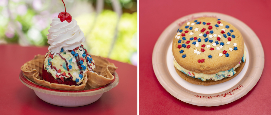 Fourth of July 2019 Offerings at Magic Kingdom Park