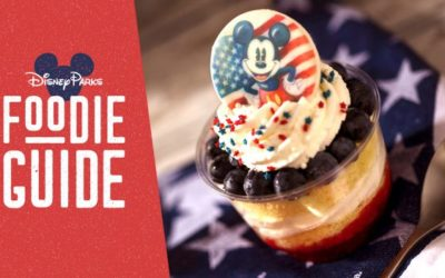 Fourth of July Foodie Guide for Disney Parks and Resorts, Voices of Liberty Dining Package