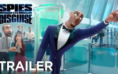 "Fox Drops Second Trailer for ""Spies in Disguise"""
