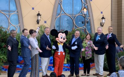Gran Destino Tower Opening Ceremony Held at Coronado Springs Resort