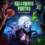 Halloween Parties Return to Disneyland Paris This Fall