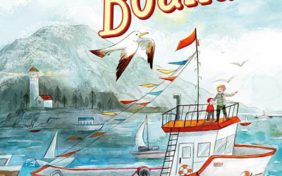 "Children's Book Review: ""Harbor Bound"""
