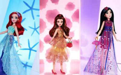 Exclusive: Hasbro Announces Disney Style Series Collector Dolls