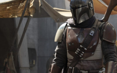 "Jon Favreau Currently Working on Season 2 of ""The Mandalorian"""