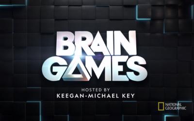 "Keegan-Michael Key Hosts New Season of National Geographic's ""Brain Games"""