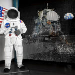 LEGOLAND Florida Commemorates Apollo 11 Landing with Life-Size Astronaut Model