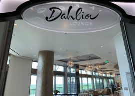 Look Around Dahlia Lounge in the Gran Destino Tower at Disney's Coronado Springs