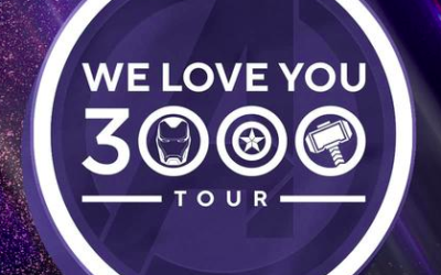 "Marvel Announces ""We Love You 3000"" Tour Culminating at D23 Expo 2019"