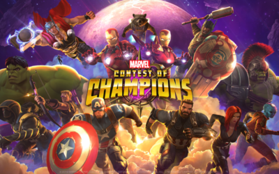 Marvel Gamers to Head to NYC For Marvel Contest of Champions: Summoner Showdown Tournament