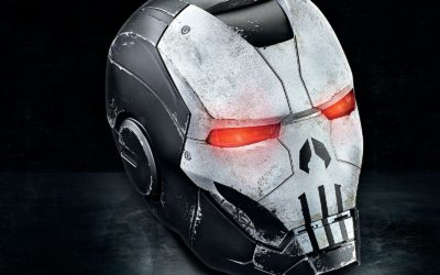 Marvel Legends The Punisher Electronic Helmet Coming This Fall From Hasbro