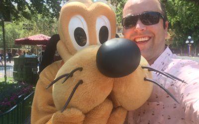 My First Visit to Disneyland
