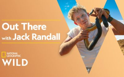 "National Geographic Announces Limited Series, ""Out There With Jack Randall"""