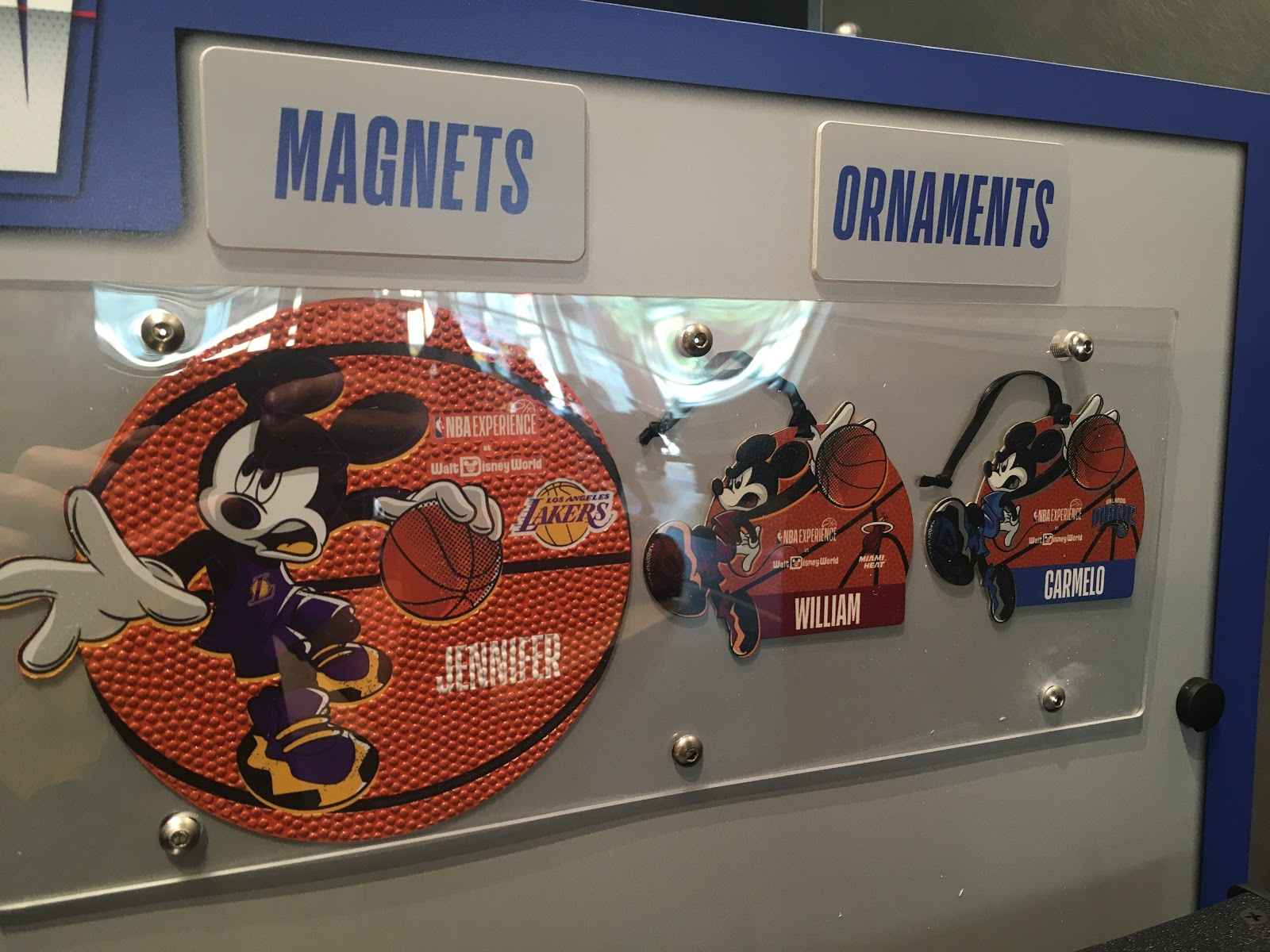 pretty nice 9bc8d 599b1 NBA Store Opens at Disney Springs Ahead of NBA Experience ...