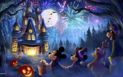 New Details Revealed for Mickey's Not-So-Scary Halloween Party Offerings