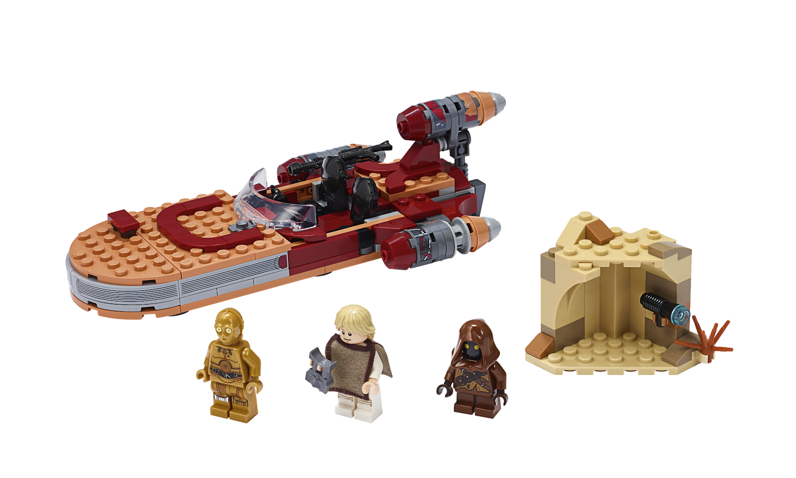 New Lego Marvel Sets 2020 New LEGO Star Wars Sets Coming in January 2020