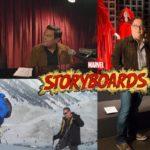 "Original Series ""Marvel's Storyboards"" Coming to Disney+"
