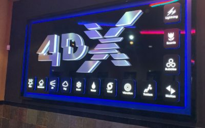 Review: The Lion King in 4DX