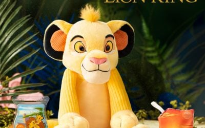 """Scentsy's """"The Lion King"""" Collection Available Now"""