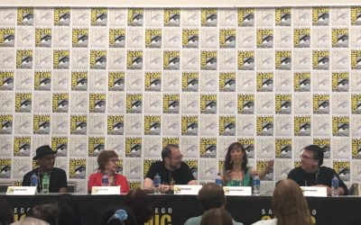 SDCC 2019: Cartoon Legends Speak - Animators Celebrate Disney Anniversaries at San Diego Comic-Con