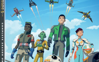 """""""Star Wars Resistance"""" Complete First Season Coming to DVD in August"""