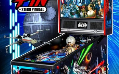 Stern Pinball Announces Star Wars Pin For Home Gamers