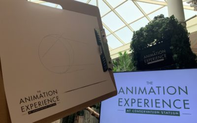 The Animation Experience at Conservation Station Opens at Disney's Animal Kingdom