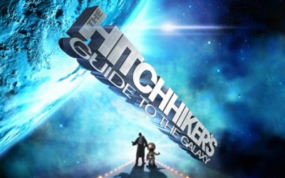 """""""The Hitchhiker's Guide to the Galaxy"""" TV Series in Development at Hulu"""