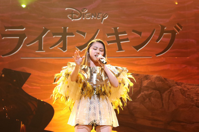 The Lion King Holds Japan Premiere Laughingplacecom