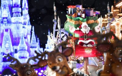 Tony's Most Merriest Town Square Party to Return to Mickey's Very Merry Christmas Party