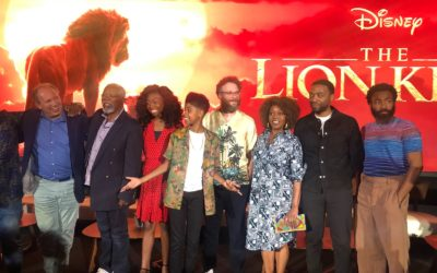 "Video: Disney's ""The Lion King"" Cast and Creative Team Unite for Southern California Press Conference"