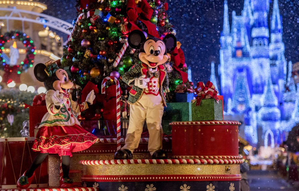 "Walt Disney World has announced an ""Ultimate Disney Christmas Package"" which is available for guests checking in on December 21, 2019 and checking out on ..."