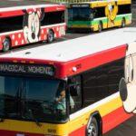 "Walt Disney World Officially Reveals ""Sensational Six"" Bus Fleet with Refreshed Interiors"