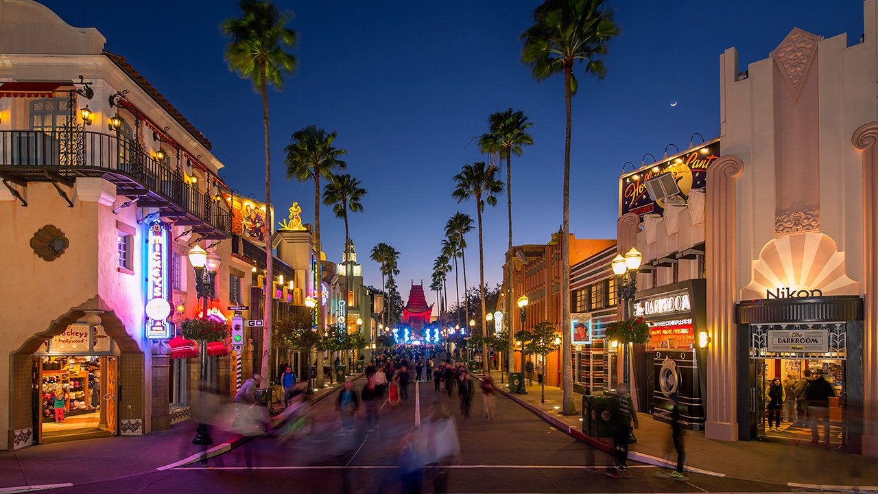Water Leak Causes Problems At Disney S Hollywood Studios