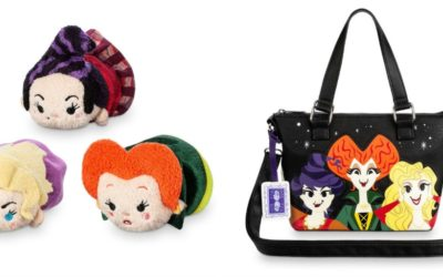 "Wickedly Charming ""Hocus Pocus"" Items Arrive on shopDisney"