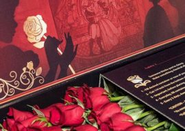 """Will You Accept This Rose?"" Share Your Heart with Disney-Themed Gift Sets from Roseshire X Disney"