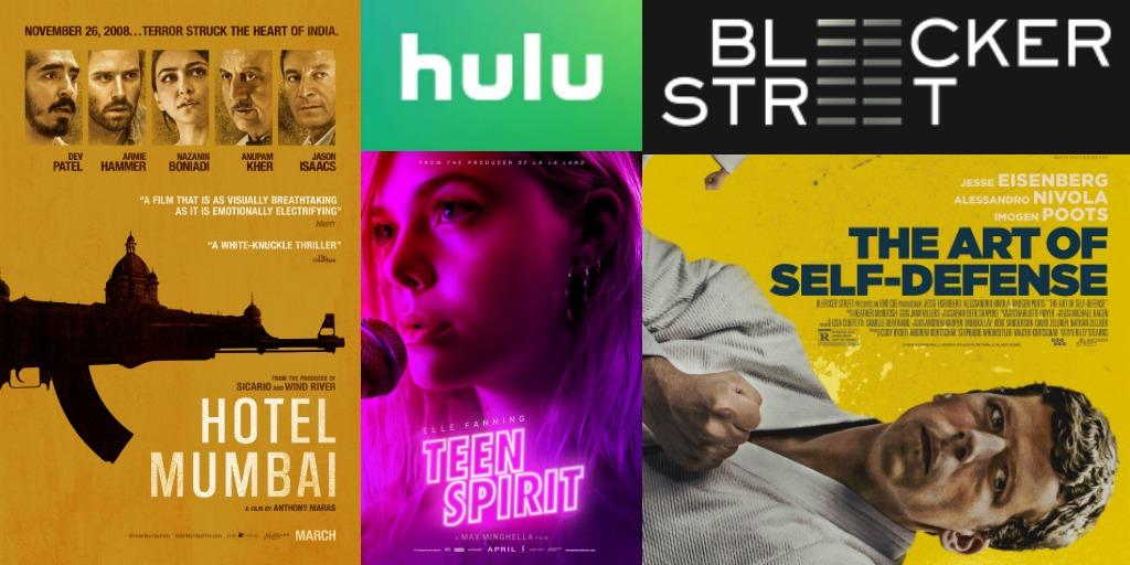 Hulu, Bleecker Street Announce Multi-Year Exclusive