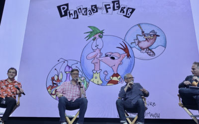"""Phineas and Ferb"" Creators Talk All Things P&F, Including a New Disney+ Film"