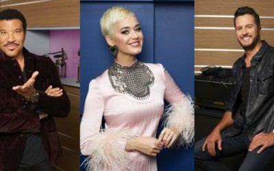 """American Idol"" Judges Luke Bryan, Katy Perry, Lionel Richie Returning for Season 3"