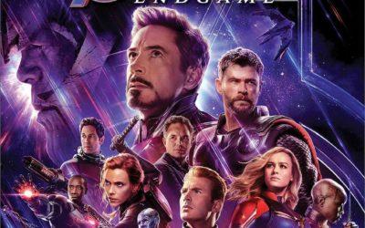 "Blu-Ray Review: ""Avengers: Endgame"""