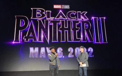 """Black Panther 2,"" Casting Addition for ""The Eternals"" Announced at D23 Expo"