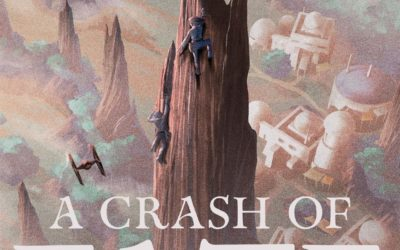 """Book Review - """"Star Wars: Galaxy's Edge - A Crash of Fate"""""""