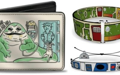 Buckle-Down Debuts First Series of Star Wars Accessories for Humans and Pets