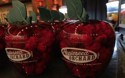 Canada's Appleseed Orchard Pavilion Joins Epcot International Food & Wine Festival