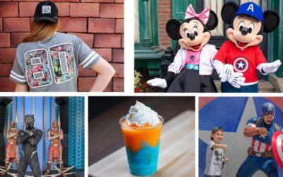 Celebrate 80 Years of Super Heroes at Disney California Adventure
