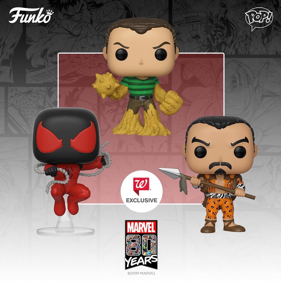 Funko Pop! Marvel 80 Years