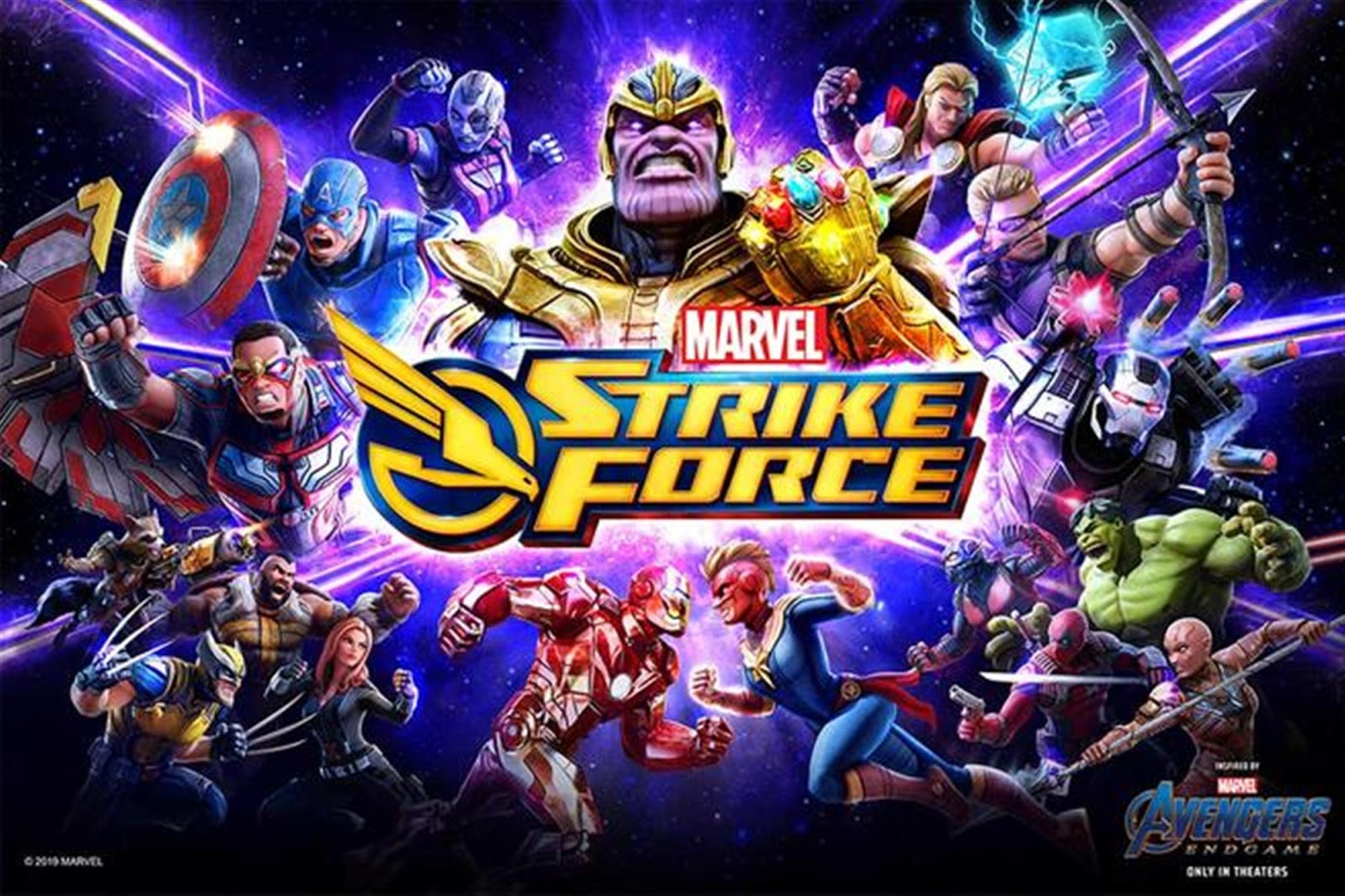 Image result for Marvel strike force laughingplace