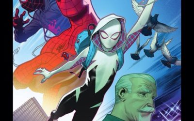 "Comic Review - ""Ghost-Spider #1"""