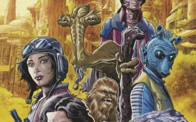 "Comic Review - ""Star Wars: Galaxy's Edge"" #4 and #5"
