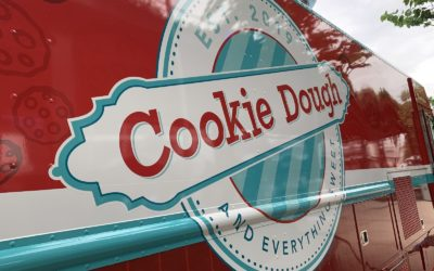 Cookie Dough and Everything Sweet Food Truck Opens at Disney Springs